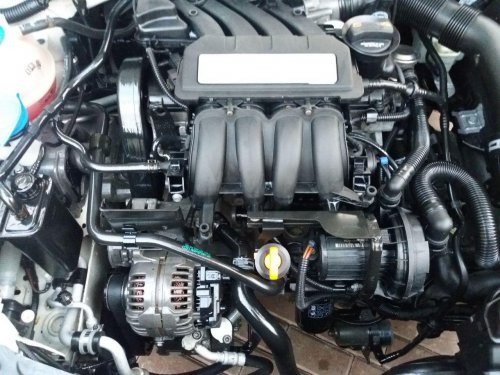 Чем отмыть алюминий двигателя